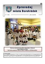 Tkrlov sbrka 10. ledna 2015 v Borohrdku a - Borohrdek